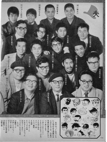 這些人創造了「漫畫」這個單字