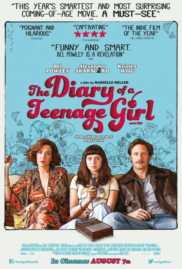 Diary-Teenage-Girl