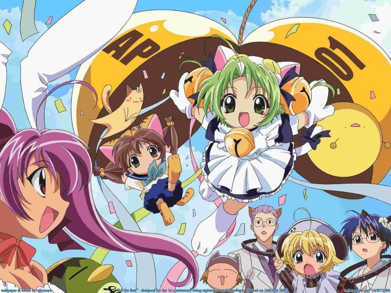 di-gi-charat-anime-wallpaper